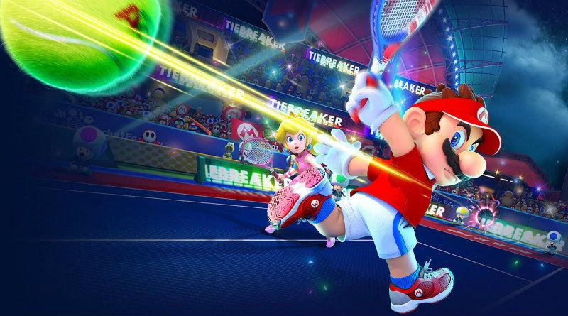 Marios Tennis Aces | Фото: Nintendo