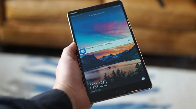 Huawei MediaPad M5 | Фото: ubergizmo.com