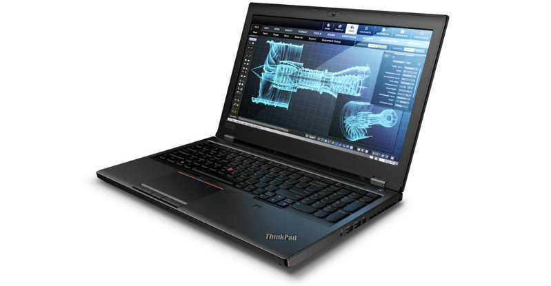 Lenovo ThinkPad P52 | Фото: Lenovo