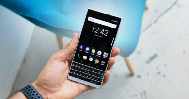 BlackBerry KEY2 | Фото: Canoopsy