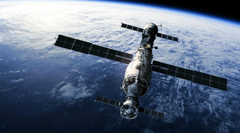Космическая станция | Фото: http://androgeek.hu/