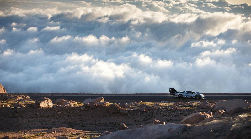 Volkswagen I.D. R Pikes Peak   Фото: CNET