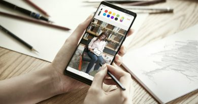 Samsung Galaxy Note 8 | Фото: Samsung