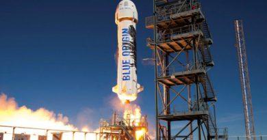 Blue Origin | Фото: http://spacenews.com/