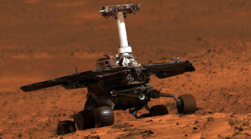Opportunity   Фото: Astroengine