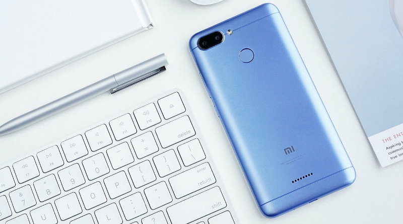 Xiaomi Redmi 6 | Фото: Xiaomi