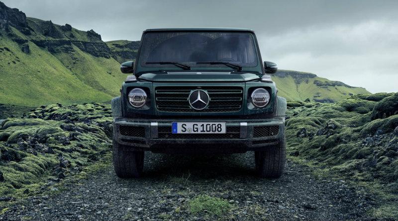 Mercedess G-класс 2018 | Фото: