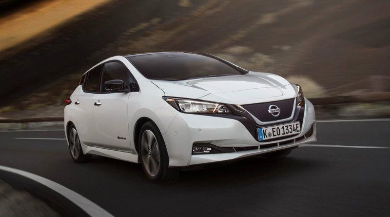 Nissan Leaf | Фото: car-images
