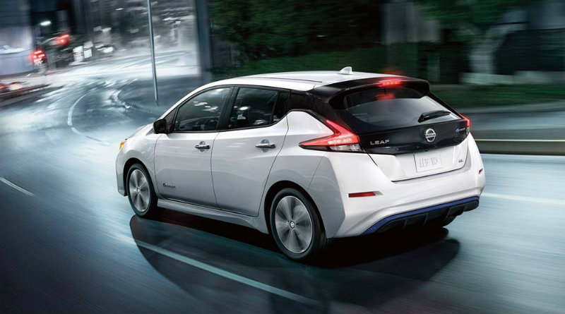 Nissan Leaf | Фото: avtovolgograda