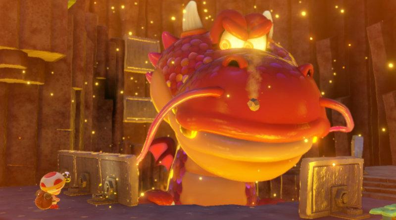Captain Toad: Treasure Tracker | Фото: chudo.tech
