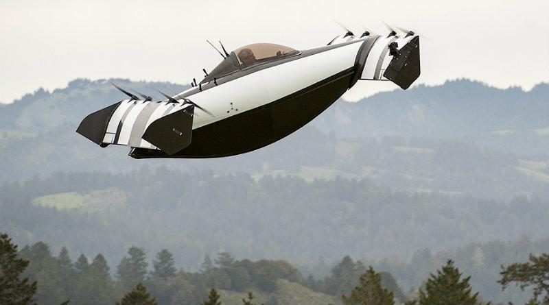 Видео: летающая машина по цене внедорожника