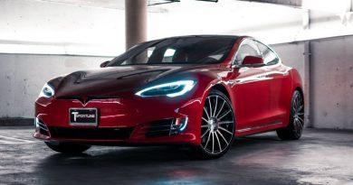 Tesla Model S | Фото: shopify