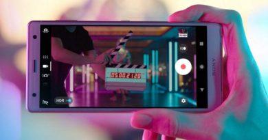Sony сделала рекордную камеру для смартфонов