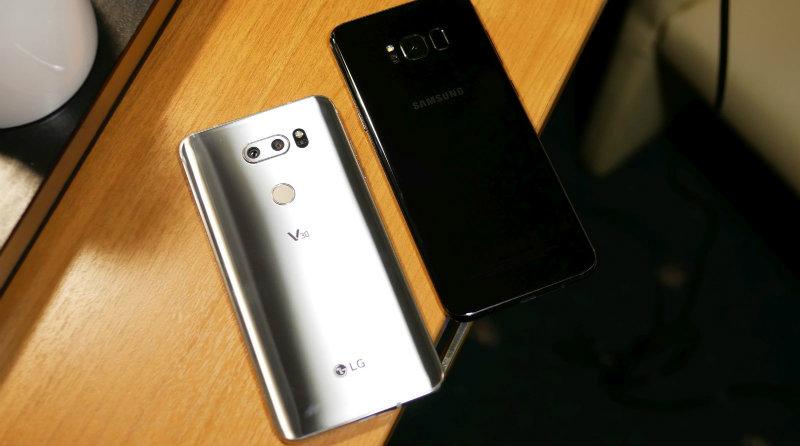 LG и Samsung | Фото: phonearena