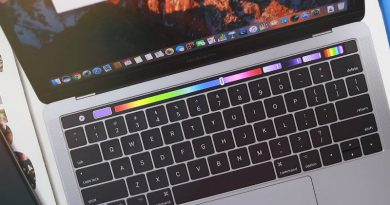 MacBook Pro Touch Bar | Фото: Royal Tech