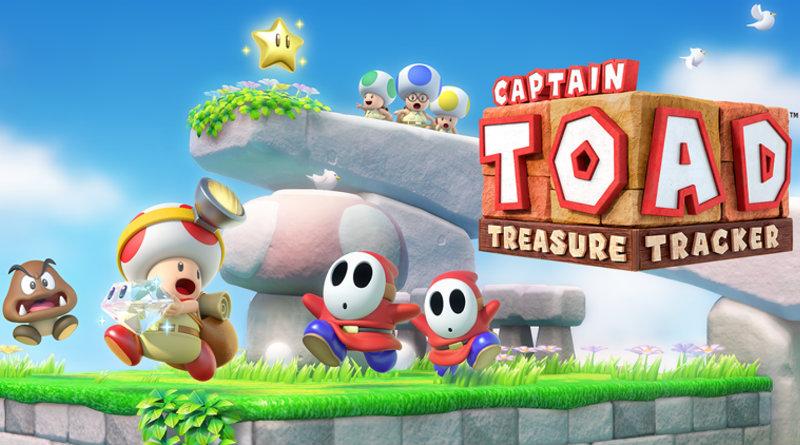 Captain Toad: Treasure Tracker | Фото: Nintendo