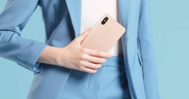 Xiaomi представила большой Mi Max 3