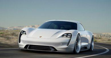 Porsche Taycan | Фото: Porsche