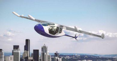 Rolls-Royce сделает свое летающее такси