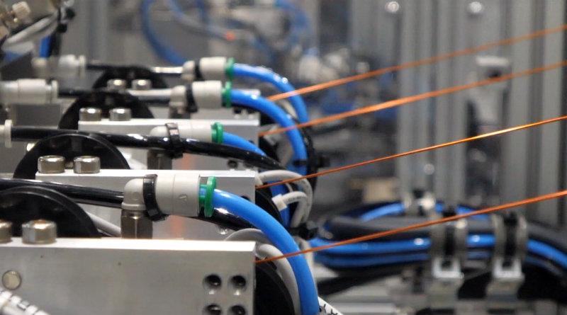 Завод Dyson | Фото: chudo.tech