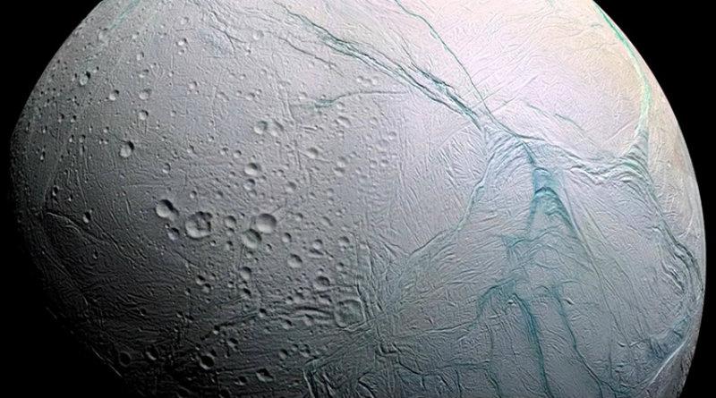 Энцелад | Фото: ecotechnica