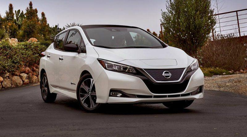 Nissan Leaf | Фото: allcarz.ru