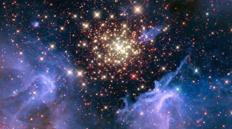 NGC 3603 | Фото: NASA