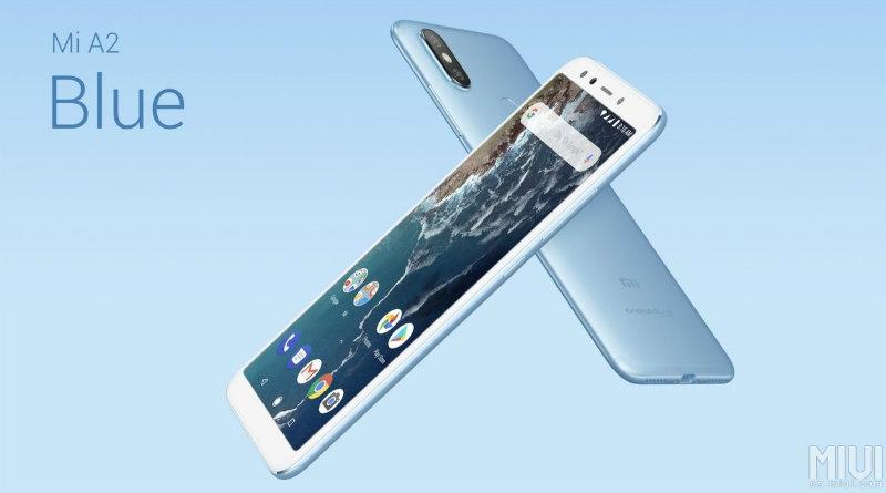 Xiaomi Mi A2   Фото: Xiaomi