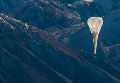 Воздушные шары дадут интернет в Кении