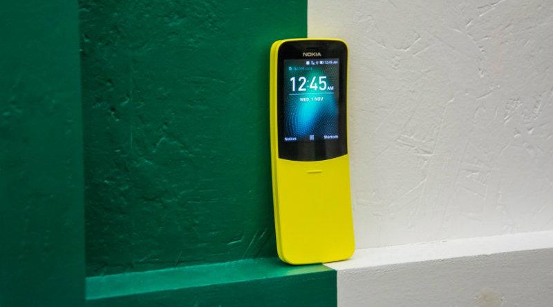 Nokia 8110 | Фото: alphr