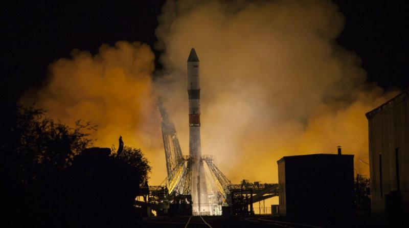 Ракета | Фото: Роскосмос