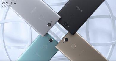 Sony Xperia XA2 Plus | Фото: Sony