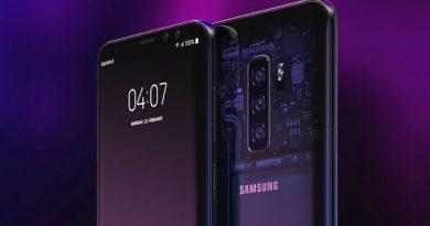 Samsung Galaxy S10 получит экранный сканер