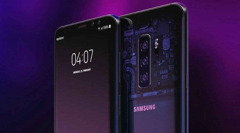 Samsung Galaxy S10 | Фото: https://hi-tech.mail.ru