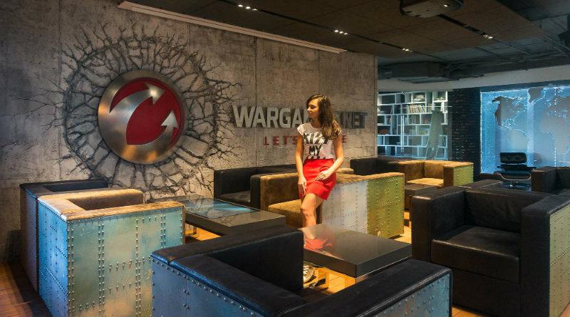 Офис Wargaming | Фото: yandex.ru