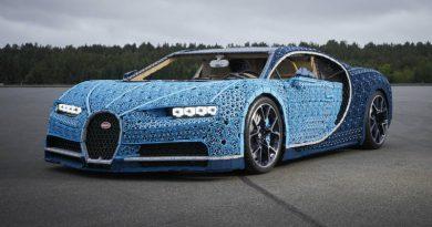 Lego Bugatti | Фото: Top Gear