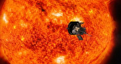 Parker Solar Probe | Фото: wikimedia