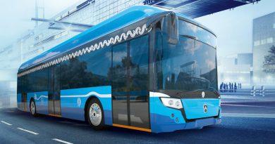 Электробус | Фото: autosilabus