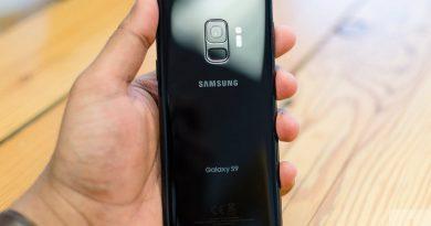 Samsung Galaxy S9   Фото: digitaltrends