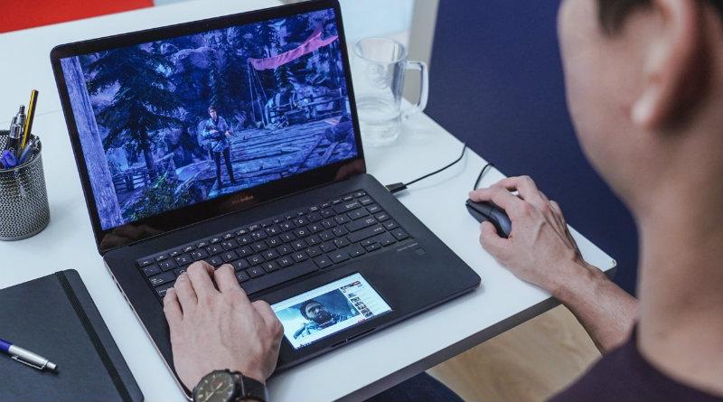 ZenBook Pro   Фото: gadgetmatch