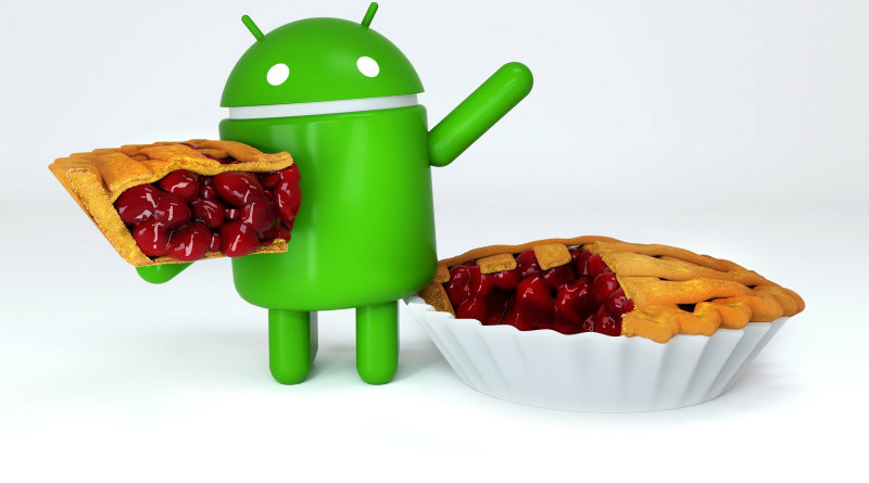 Android Pie | Фото: Google