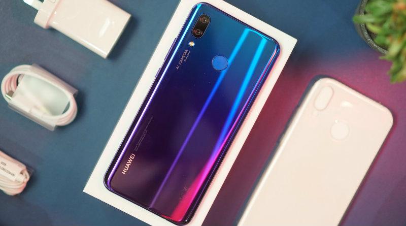 Huawei Nova 3 | Фото: unbox.ph