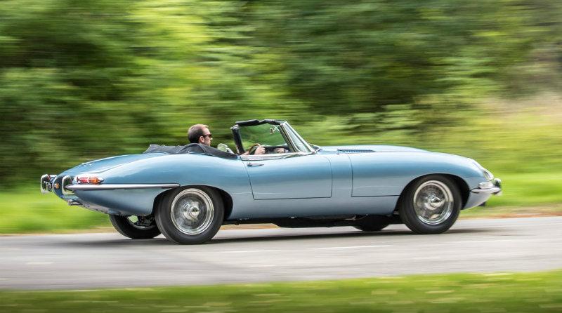 Jaguar E-Type | Фото: amazonaws