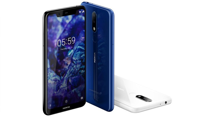 Nokia 5.1 Plus | Фото: HMD Global
