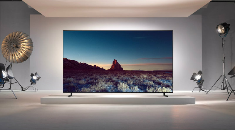 8K-телевизор Samsung | Фото: Samsung
