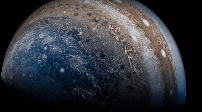 Юпитер | Фото: NASA