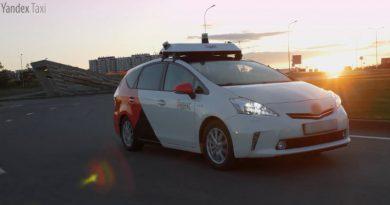 Робомобиль | Фото: «Яндекс»