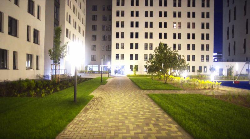 Кварталы «Брусники» в «Солнечном» | Фото: chudo.tech
