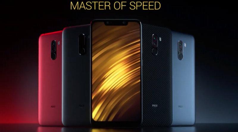 Xiaomi POCO F1 | Фото: Xiaomi