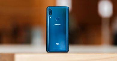 ZTE Axon 9 Pro | Фото: androidauthority